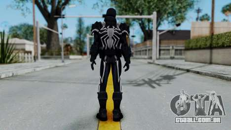 Agent Venom para GTA San Andreas terceira tela