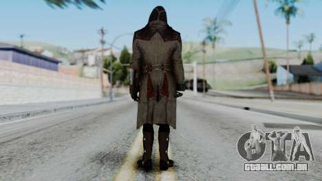 Jacob Frye - Assassins Creed Syndicate para GTA San Andreas terceira tela