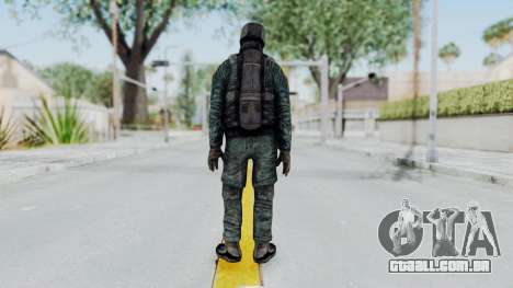 Counter Strike Source Custom Urban Model para GTA San Andreas terceira tela