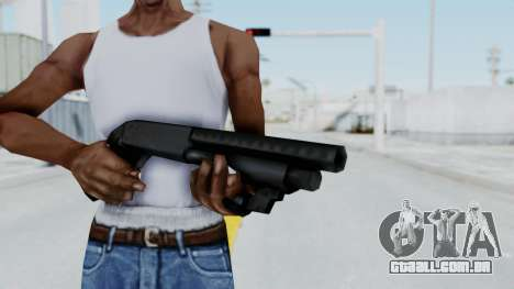 Vice City Stubby Shotgun para GTA San Andreas terceira tela