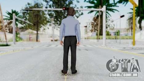 GTA 5 Dr. Friedlander para GTA San Andreas terceira tela