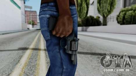 Vice City Beta Shorter Colt Python para GTA San Andreas terceira tela