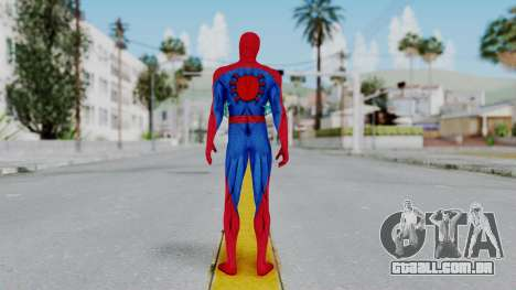 All New All Different Spider-Man para GTA San Andreas terceira tela