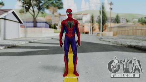 Marvel Future Fight Spider Man All New v2 para GTA San Andreas segunda tela