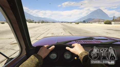 GTA 5 VAZ-2121 Lada Niva voltar vista