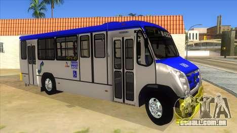 CAMION R622 para GTA San Andreas vista direita