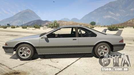 GTA 5 GTA 4 Fortune vista lateral esquerda