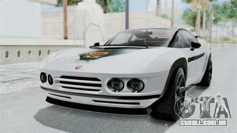 GTA 5 Coil Brawler Coupe para GTA San Andreas