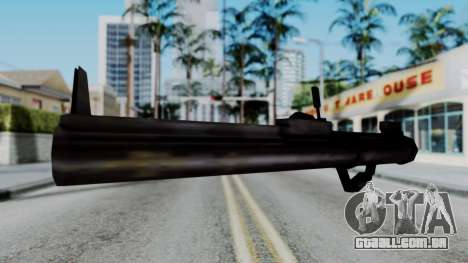 GTA 3 Rocket Launcher para GTA San Andreas segunda tela