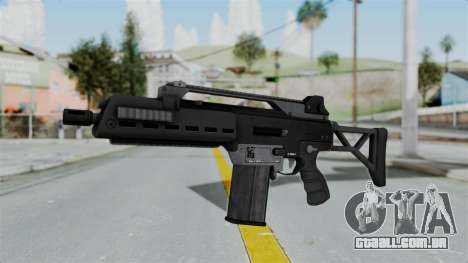 GTA 5 Special Carbine - Misterix 4 Weapons para GTA San Andreas