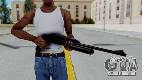 GTA 3 Shotgun para GTA San Andreas terceira tela