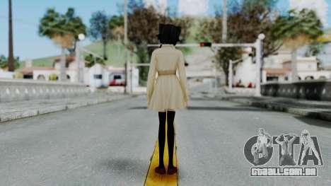 Sword Art Online - Shino Asada para GTA San Andreas terceira tela