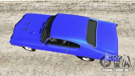 GTA 5 Buick Skylark GSX 1970 voltar vista