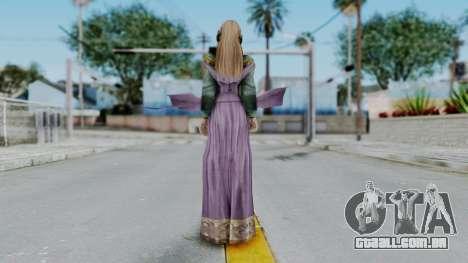 Girl Skin 3 para GTA San Andreas terceira tela