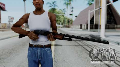 No More Room in Hell - Sako 85 para GTA San Andreas terceira tela