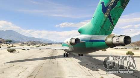 Boeing 727-200 para GTA 5