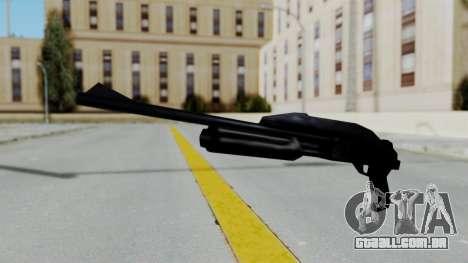 GTA 3 Shotgun para GTA San Andreas