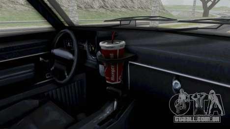 GTA 5 Karin Rebel 4x4 IVF para GTA San Andreas vista direita