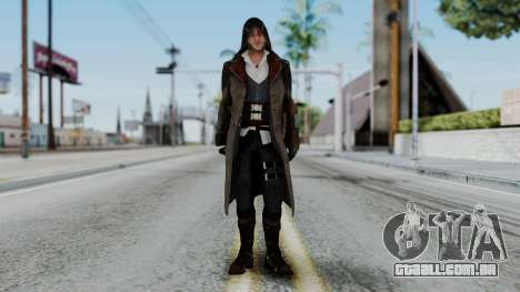 Jacob Frye - Assassins Creed Syndicate para GTA San Andreas segunda tela
