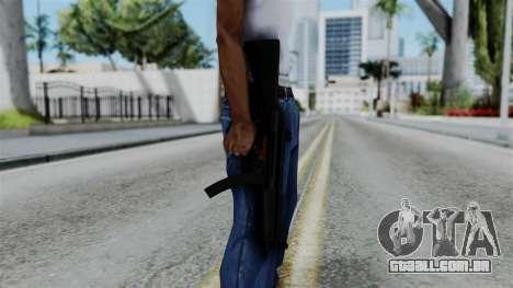 No More Room in Hell - MP5 para GTA San Andreas