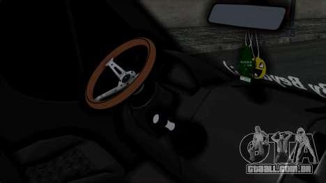 Fiat Ducato para GTA San Andreas vista direita