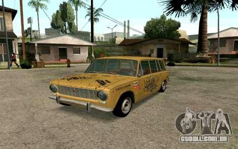 VAZ 2102 BK para GTA San Andreas