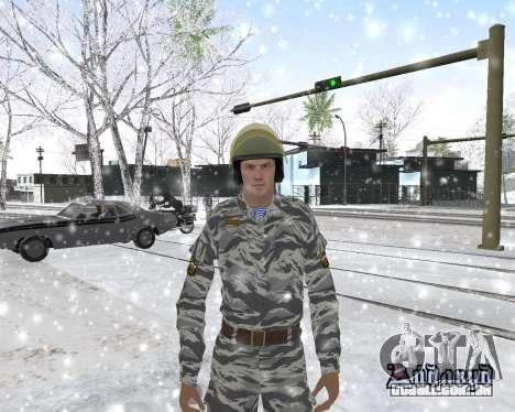 O OMON para GTA San Andreas