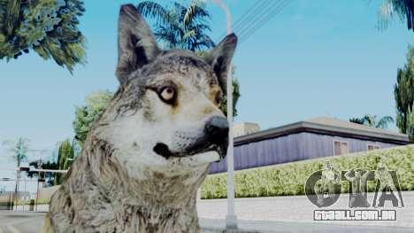 Wolf para GTA San Andreas