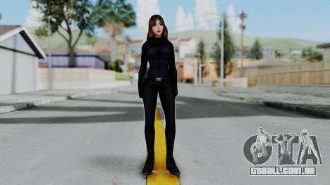 Marvel Future Fight Daisy Johnson v1 para GTA San Andreas segunda tela