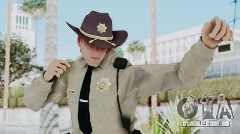 GTA 5 Sheriff para GTA San Andreas