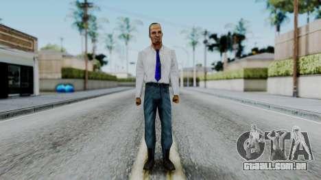 CS 1.6 Hostage B para GTA San Andreas segunda tela