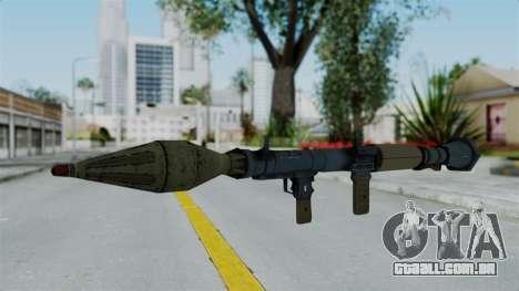 GTA 5 RPG para GTA San Andreas
