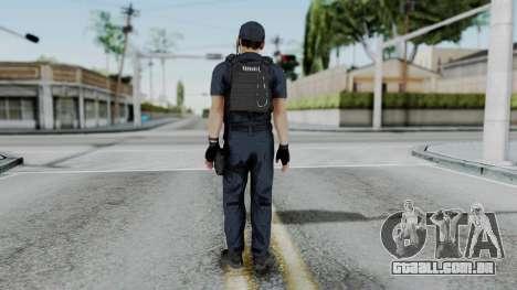 Interventna Jedinica Policije para GTA San Andreas terceira tela