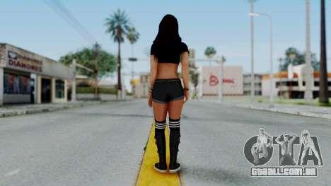AJLEE para GTA San Andreas terceira tela
