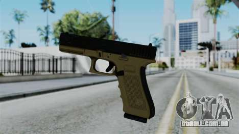 No More Room in Hell - Glock 17 para GTA San Andreas segunda tela