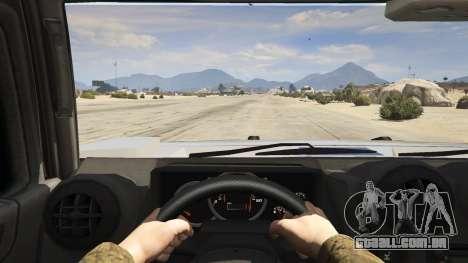 Hummer H2 para GTA 5