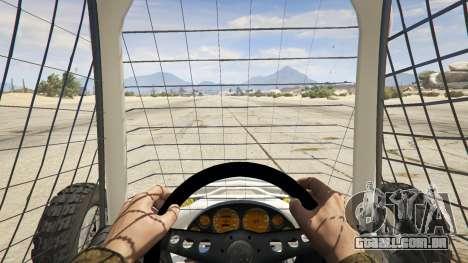 GTA 5 Kart Cross voltar vista
