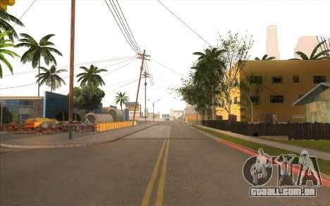 O trabalho de reparação Grove Street para GTA San Andreas
