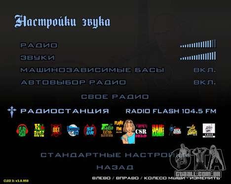 Stalingrad Radio para GTA San Andreas