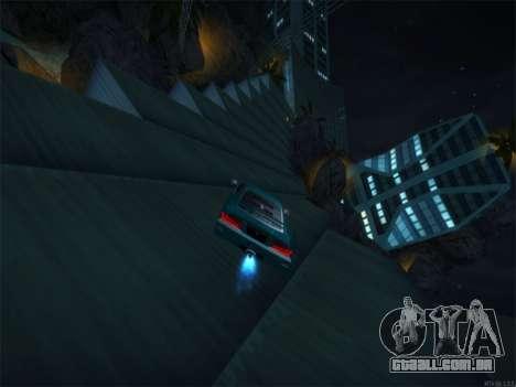 Good Effects para GTA San Andreas segunda tela