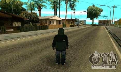 BALLAS1 para GTA San Andreas terceira tela