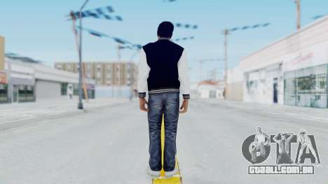 Mafia 2 - Vito Scaletta TBoGT para GTA San Andreas terceira tela