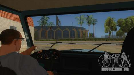 Aro 246 (1996) para GTA San Andreas vista interior