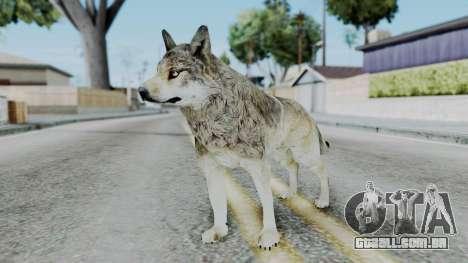 Wolf para GTA San Andreas segunda tela
