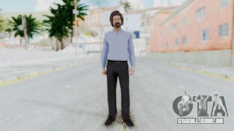 GTA 5 Dr. Friedlander para GTA San Andreas segunda tela