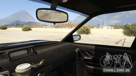 GTA 5 GTA IV Solair traseira direita vista lateral