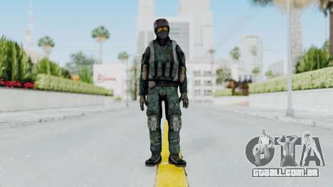 Counter Strike Source Custom Urban Model para GTA San Andreas segunda tela