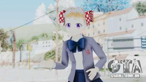 Sakura Chiyo (Gekkan Shoujo) para GTA San Andreas