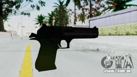 Pouxs Desert Eagle v1 para GTA San Andreas segunda tela