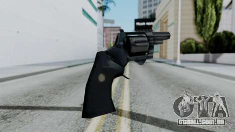 Vice City Beta Shorter Colt Python para GTA San Andreas segunda tela